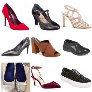 NEW Bulk Women Shoes Wholesale Lot 10 Pairs Resale